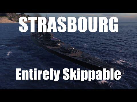 Strasbourg - Entirely Skippable