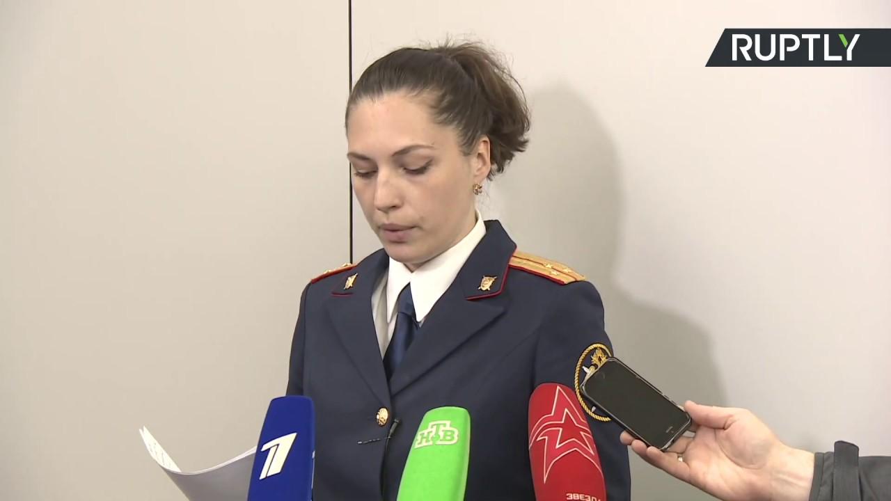 СК РФ комментирует аварийную посадку и возгорание самолёта в Шереметьево
