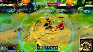 Risen Fiddlesticks Skin Spotlight - League of Legends