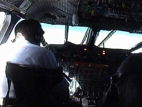 Concorde Flight Deck at MACH 2