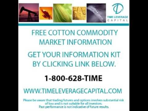 Free Cotton Commodity Market Information