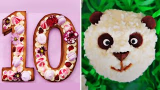 Amazing Cake Decorating Ideas for Girls - Part 2 | Most Satisfying Chocolate Cake Decorating