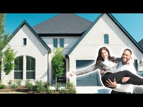 EMPTY HOUSE TOUR of Our First TEXAS Home | Modern Farmhouse | Texas Dream Home