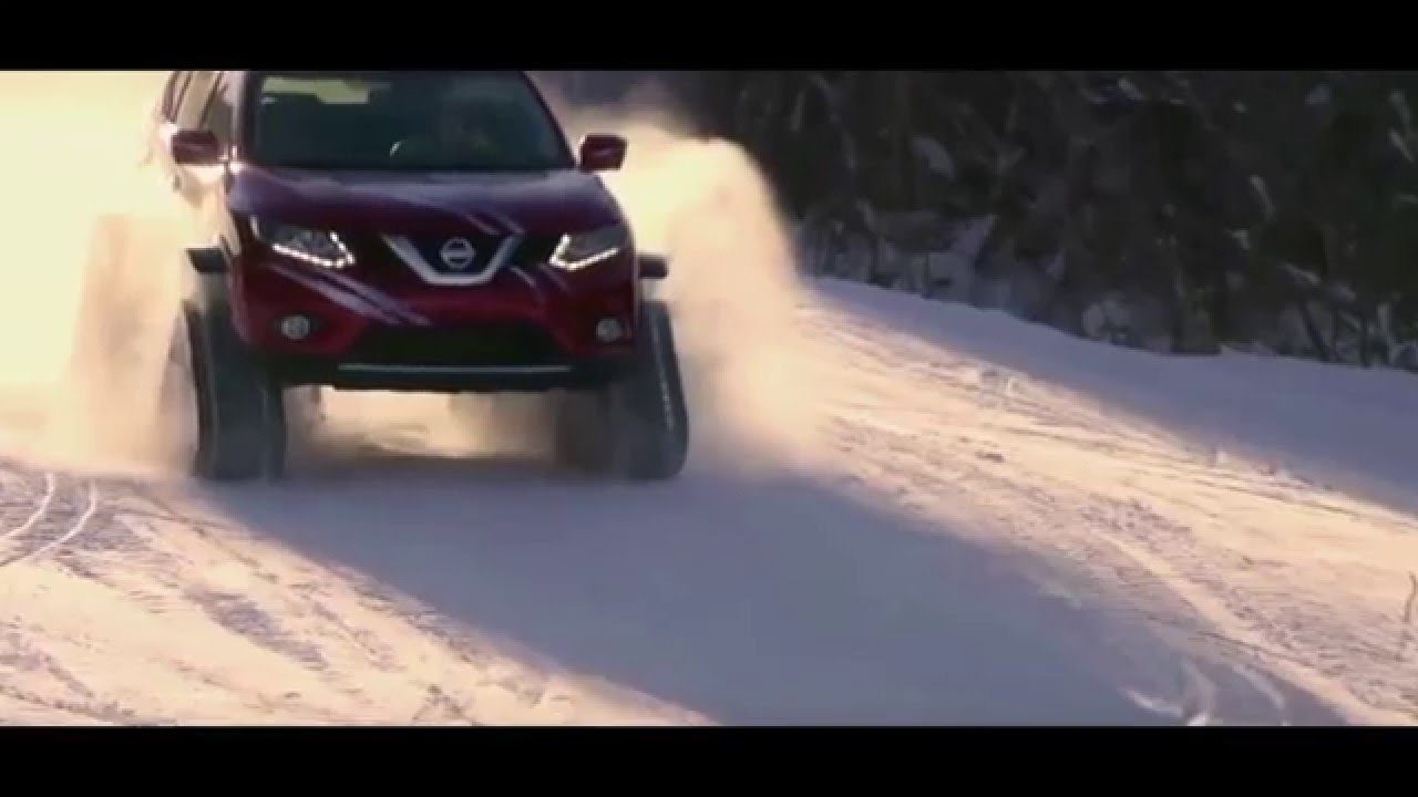 Nissan Rogue Warrior Concept B-Roll