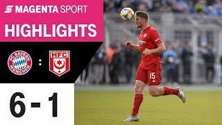 FC Bayern München II - Hallescher FC | Spieltag 24, 19/20 | MAGENTA SPORT