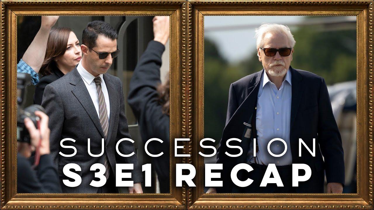 "Download 'Succession' Season 3, Episode 1 Recap: ""Secession""   The Watch   The Ringer"