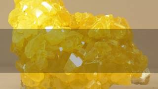 Interesting Sulfur Facts