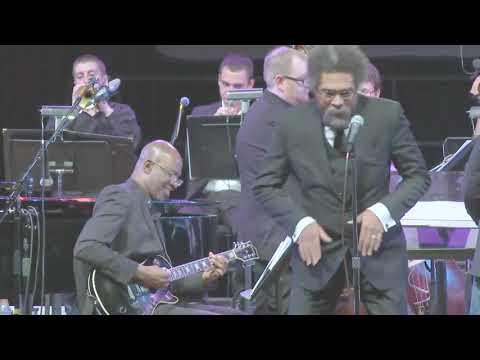 Cornel West Concerto by Arturo O'Farril Part 2