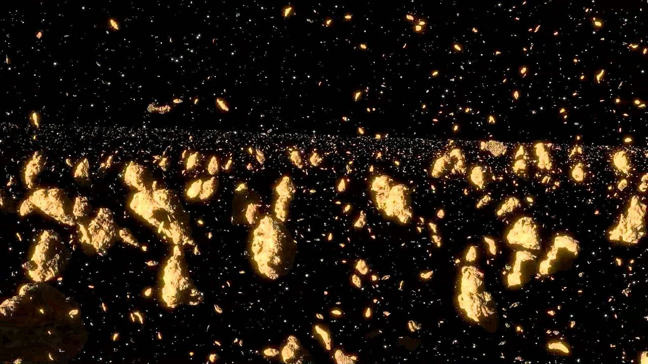 asteroid field hd - photo #30