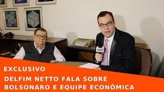 Jair Bolsonaro, Futuro do Brasil, Emprego, Paulo Guedes, Privatizações, Delfim Netto, Exclusivo