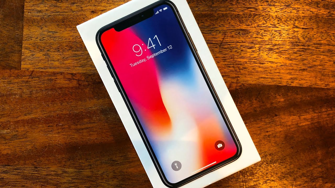 iPhone X Unboxing & Review Video - YouTube