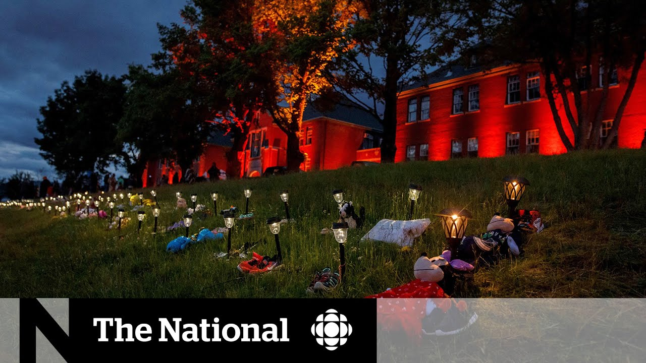Download How some children at the Kamloops residential school died