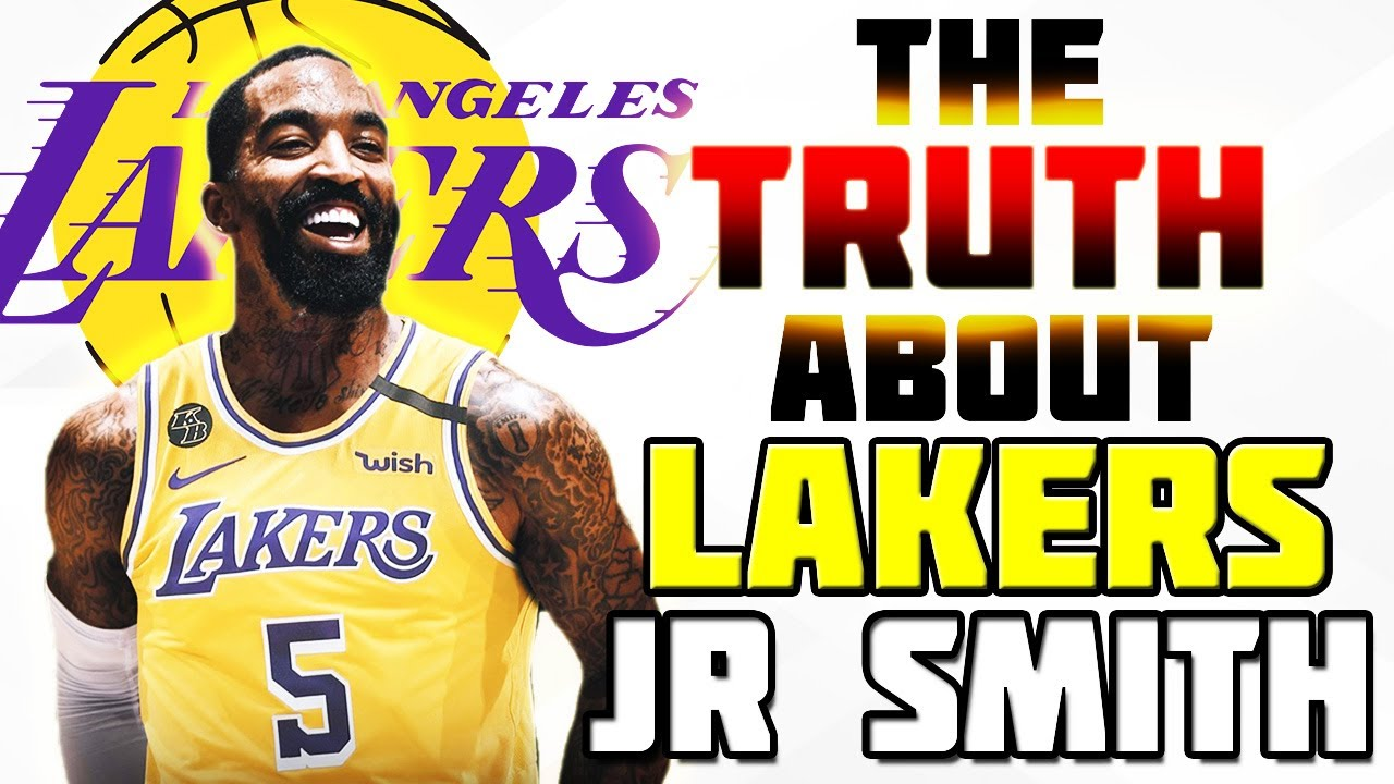 The Sports Report: Lakers looking to sign JR Smith