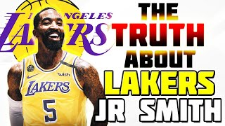 The Scary Truth About Jr Smith Signing With Los Angeles Lakers! Perfect Replacement New Roster!