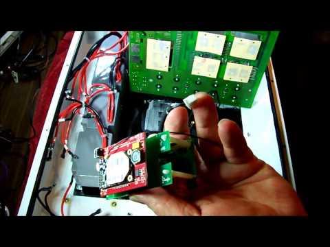 Solax SL TL 4400T Grid tie inverter damage report