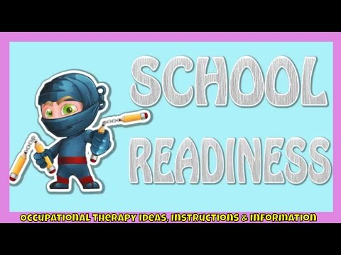 Lunch Box games | SCHOOL READINESS | Increase your child's confidence when starting school
