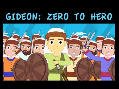 """""""Gideon: Zero to Hero"""" by Grants Pass Adventist School Students"""