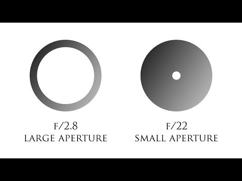 Photography Tutorial: Aperture Made Easy!