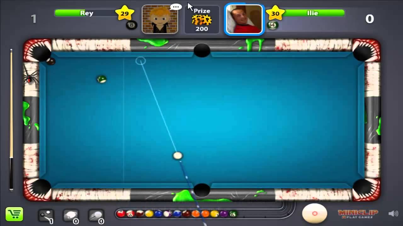 8 ball pool multiplayer-Australophitecus rank - YouTube