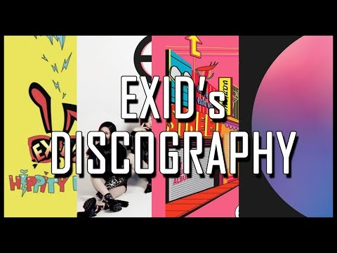 [EXID] One of the Most Underrated K-Pop Discographies