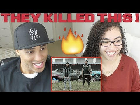 MY DAD REACTS Eminem - Lucky You Ft. Joyner Lucas (OFFICIAL VIDEO) REACTION