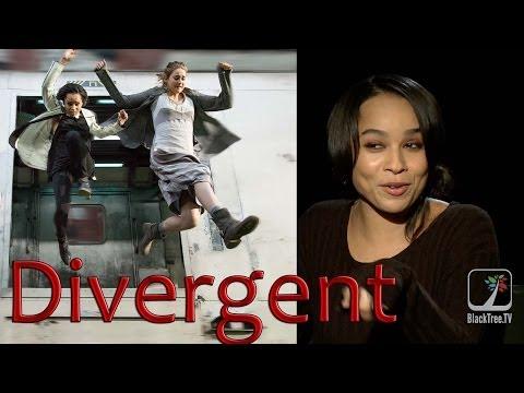 DIVERGENT Interview w/ Zoë Kravitz