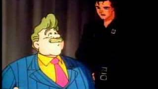Michael Jackson in anime
