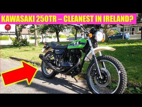 2007 Kawasaki 250TR
