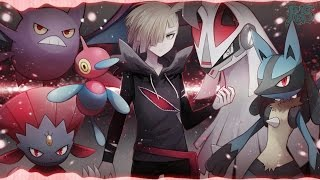 Repeat youtube video Pokémon Sun/Moon Remix: Vs. Gladion Battle