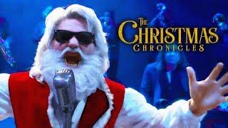 KURT RUSSELL IS A BADASS SANTA CLAUS, HONEY 👏🏼 (CHRISTMAS CHRONICLES)