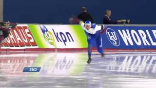 14.11.2015. Speed Skating. 1000 m. Pavel Kulizhnikov