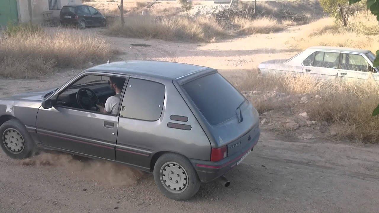 Peugeot 205 Gtx Fase1 1 6 Talbot