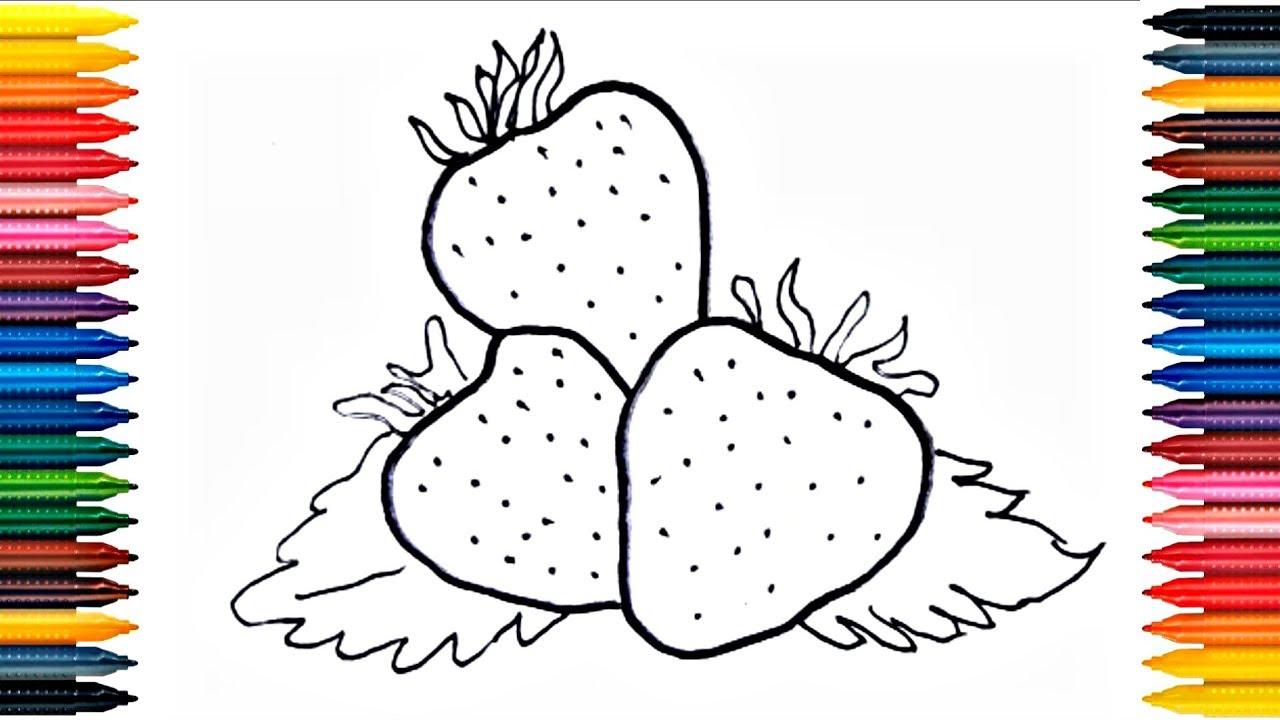 - Coloring Books For Kids Fruits Azspringtrainingexperience