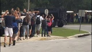 Florida high school shooting 1 student injured suspect in custody; Police say