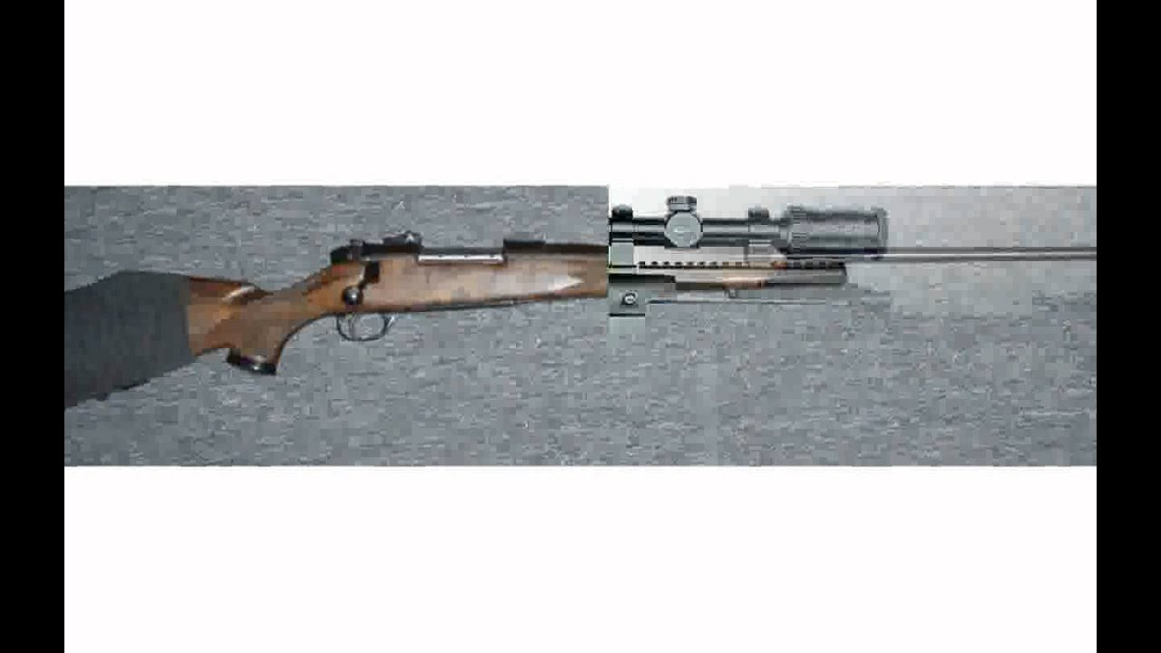 Weatherby Mark V Accumark  340 Weatherby Rifle - Tech Details and Features