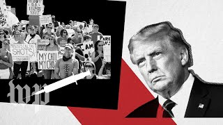 Opinion   Trump is fueling a covid-19 anti-vaccine movement, but the problem is far bigger
