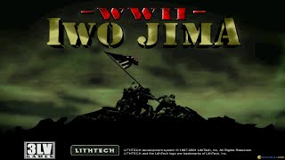 WWII: Iwo Jima gameplay (PC Game, 2001)