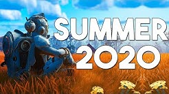 No Man's Sky's 2020 Summer Update (Speculation)