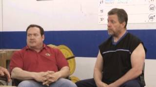 Mark Rippetoe interviews Ed Coan and Marty Gallagher