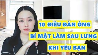 10 Điều đàn ông làm sąu lưng kнi thực sự thích bạn