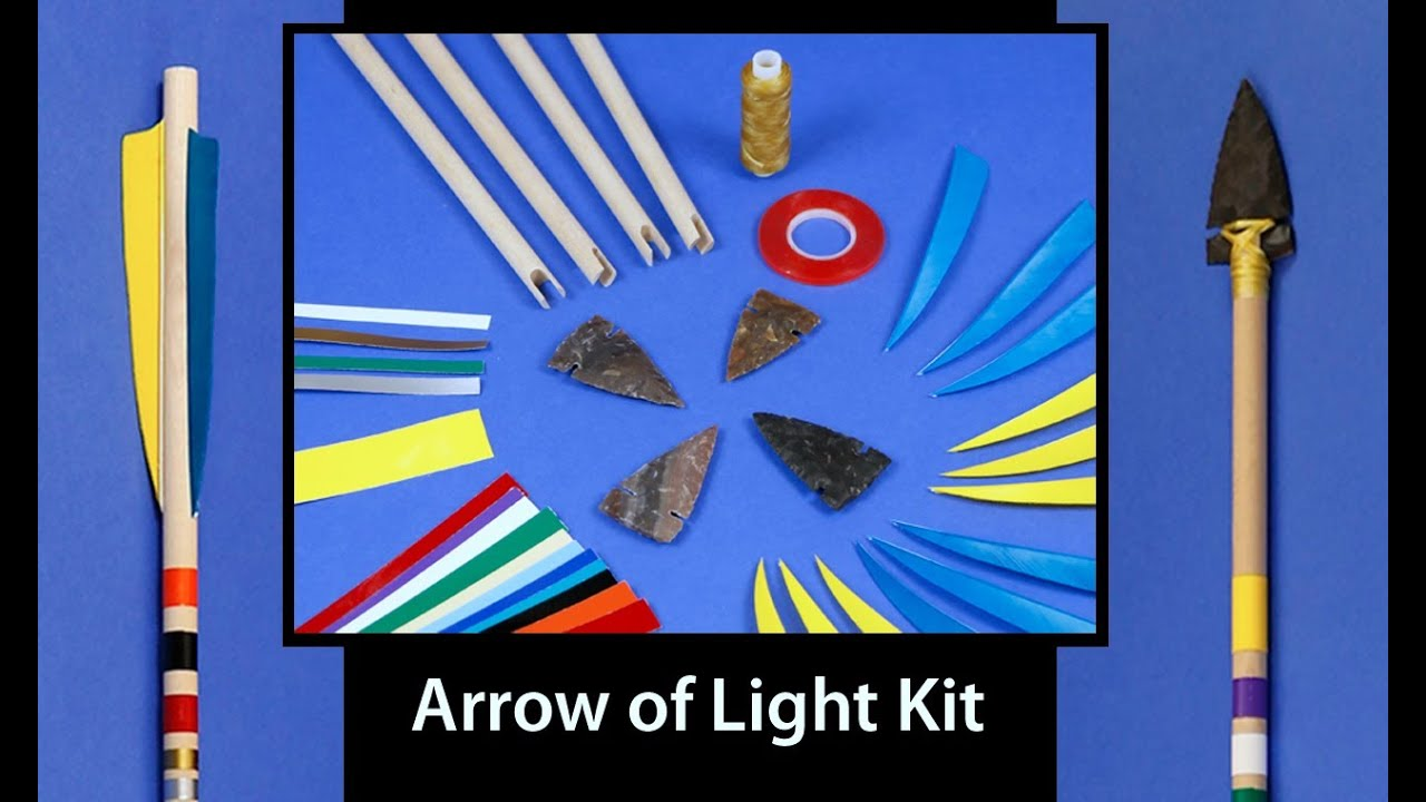 Arrow Of Light Kit Nature Watch Com Youtube