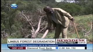 Elders in Eldama Ravine demand transfer of Kenya forest service officers