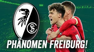 SC Freiburg: Ausbildungsverein 2.0 - Wenig Geld, viel Erfolg!