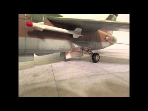 Matchbox 1/72 A-7D Corsair
