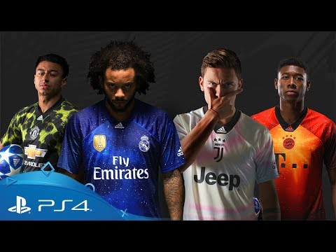 FIFA 19 | EA SPORTS x adidas Limited Edition Jerseys Reveal | PS4