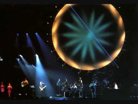 Pink Floyd On The Turning Away Live Dallas Texas 22nd Nov 1987