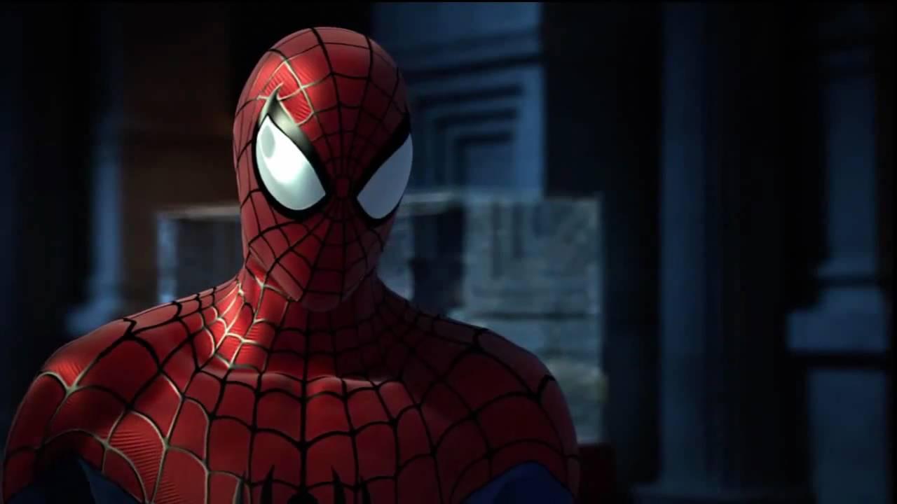 Spider Man Shattered Dimensions Walkthrough Hard Tutorial Ps3xbox 360wiipc Hd