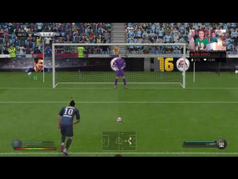 MANCHESTER CITY vs PSG DIRECTO CHAMPIONS LEAGUE 2016 ...