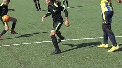 Foot, Toulon Elite contre Gardanne Biver Football Club, match de la Rhodia Cup u10