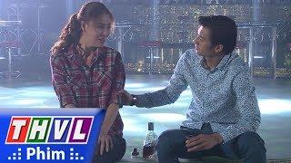 THVL   Tình kỹ nữ - Tập 3[2]: Thấy Hoài ngồi khóc tức tưởi, Nguyễn đến hỏi chuyện